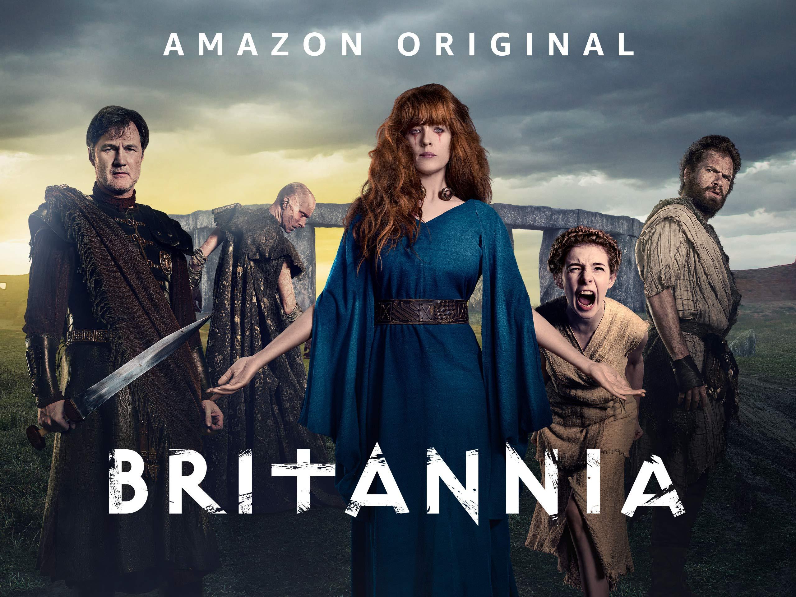 Britannia Hbo