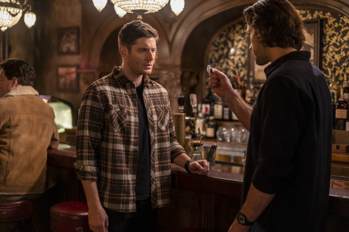 Supernatural The Gamblers